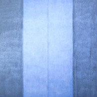 Untitled Lithograph # 1 2003 Limited Edition Print by Agnes Bernice Martin - 0
