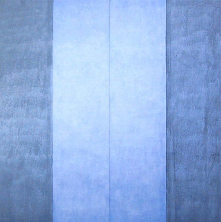 Untitled Lithograph # 1 2003 Limited Edition Print by Agnes Bernice Martin