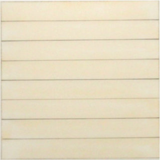 Untitled (Yellow) 1991 Limited Edition Print - Agnes Bernice Martin