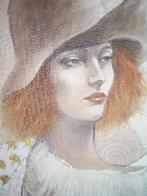 Blanche 30x48 Super Huge Original Painting by Jean-Paul Loppo Martinez - 3