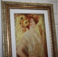 Summer 2005  Embellished Limited Edition Print by Felix Mas - 3