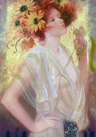 Summer 2005  Embellished Limited Edition Print by Felix Mas - 0