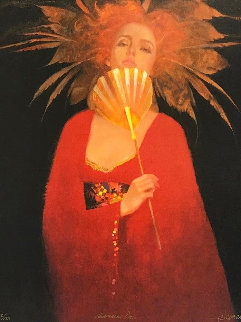 Carmine's Dress 2004 Limited Edition Print by Felix Mas