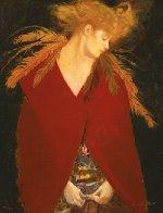 Scarlet Cloak 2006 Limited Edition Print by Felix Mas - 0