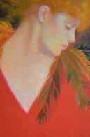 Scarlet Cloak 2006 Limited Edition Print by Felix Mas - 1