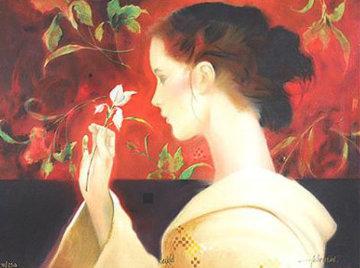 Orchid AP Limited Edition Print - Felix Mas