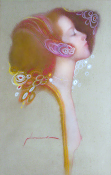 Untitled Portrait AP Limited Edition Print by Felix Mas