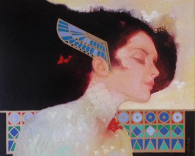Jewel Egypt III 2008 Embellished Limited Edition Print by Felix Mas