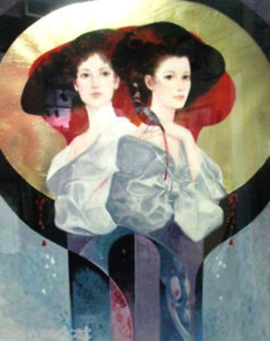 Harmony 1990 Limited Edition Print by Felix Mas