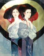 Harmony 1990 Limited Edition Print by Felix Mas - 0