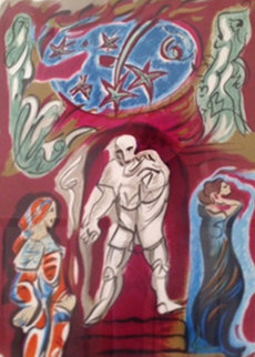 Don Giovanni Limited Edition Print by Andre Masson