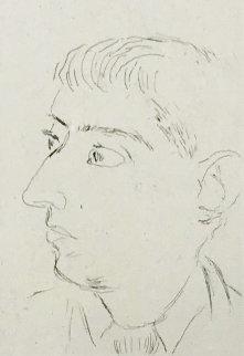 Demetrius Galanis De Trois Quarts 1915 Limited Edition Print - Henri Matisse