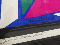 Rhythm of Color  PP 1952 Limited Edition Print by Henri Matisse - 4