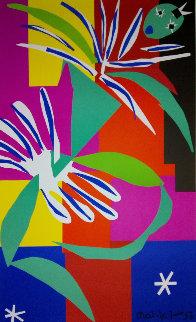 La Danseuse Creole  Limited Edition Print by Henri Matisse