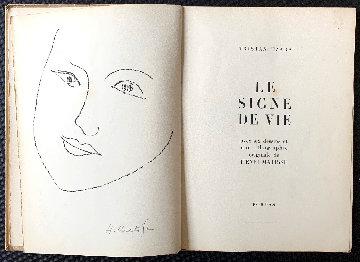 Le Signe De Vie Book 1948 HS Other - Henri Matisse