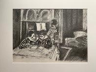 Matisse Children 1933 Limited Edition Print by Henri Matisse - 1