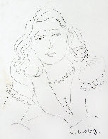 Lydia 1946 Limited Edition Print by Henri Matisse - 0