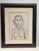 Lydia  1948 Limited Edition Print by Henri Matisse - 3