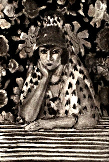 Spain Daughter of Mantera 1922 Limited Edition Print by Henri Matisse
