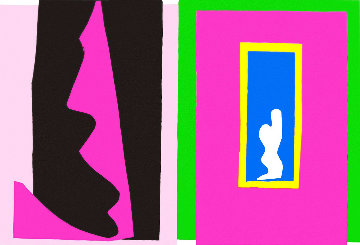 Le Destin  From Jazz Portfolio 1947 Limited Edition Print - Henri Matisse