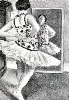 Danseuse Reflete dans La Glace 1927 Limited Edition Print - Henri Matisse