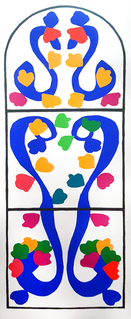 Untitled Lithograph Limited Edition Print by Henri Matisse