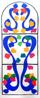 Untitled Lithograph Limited Edition Print - Henri Matisse