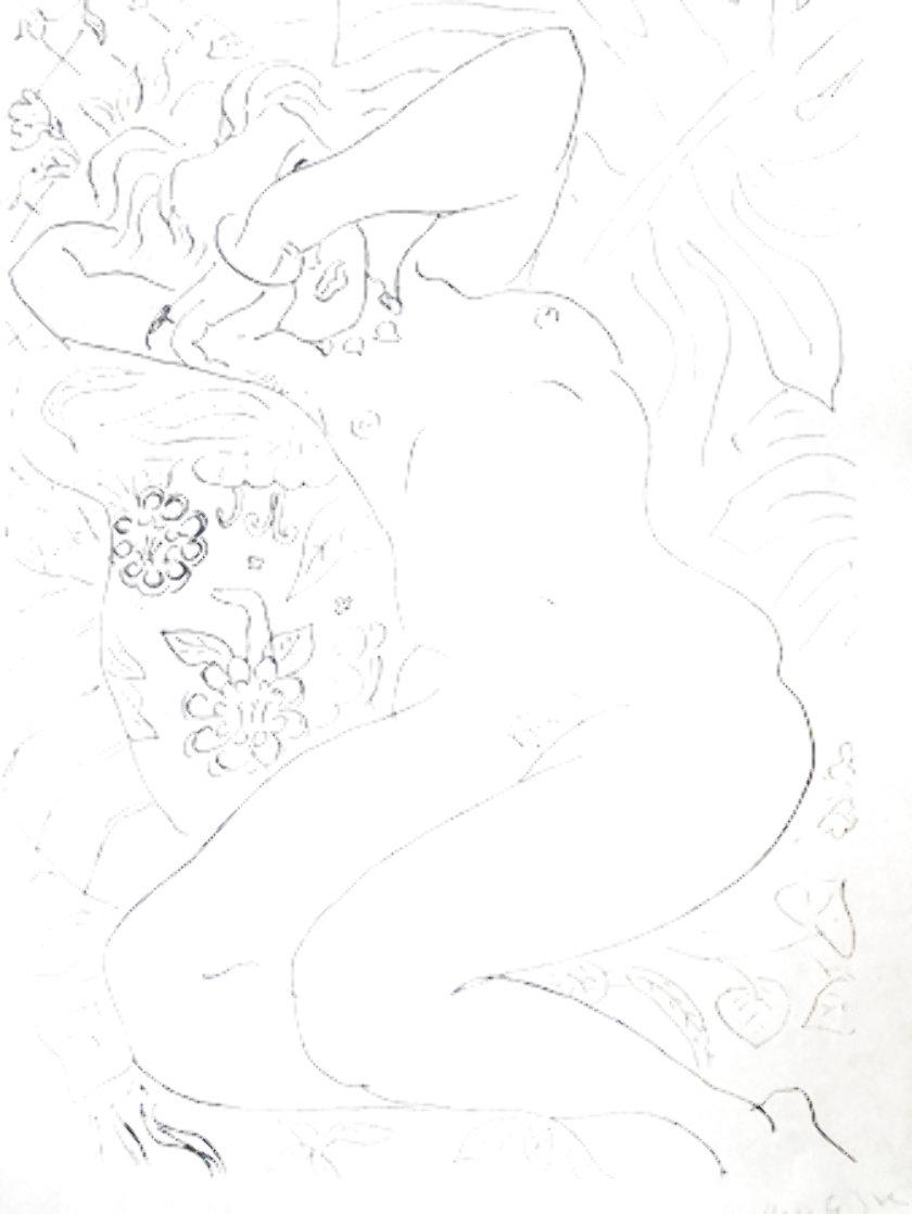 Moments De Timidité 1960 Limited Edition Print by Henri Matisse