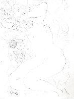 Moments De Timidité 1960 Limited Edition Print by Henri Matisse - 0