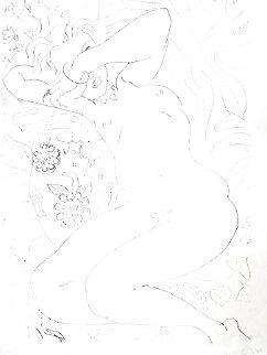 Moments De Timidité 1960 Limited Edition Print - Henri Matisse