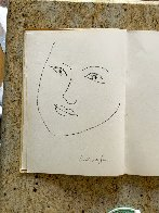 Le Signe De Vie Book with Lithograph 1946 Other by Henri Matisse - 8