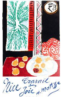 Nice, Travail Et Joie 1947 Limited Edition Print - Henri Matisse