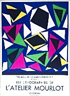 Atelier Mourlot Cut Outs 1984 Limited Edition Print by Henri Matisse - 1