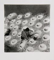 Palm Hats 1945 Photography by Leo Matiz - 1