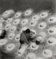 Palm Hats 1945 Photography by Leo Matiz - 0