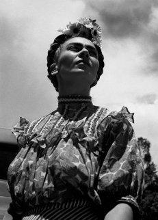Frida Kahlo XI 1945 Photography - Leo Matiz