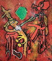 Eld of the World 2002 Limited Edition Print - Roberto Sebastian Matta