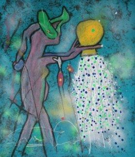 La Dulce Aqua Vita 2002 Limited Edition Print - Roberto Sebastian Matta