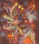 New View 1996 Limited Edition Print - Roberto Sebastian Matta