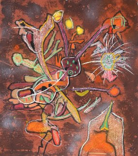 New View 1996 Limited Edition Print by Roberto Sebastian Matta