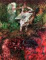 Seasons From Hell, Damne Par l'arc En-ciel 1976 Limited Edition Print - Roberto Sebastian Matta