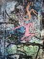 Centre Noeds - Plate X 1974 Limited Edition Print - Roberto Sebastian Matta