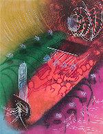 Attire Le Gai Venin (Une Saison En Enfer) 1977 Limited Edition Print by Roberto Sebastian Matta - 0