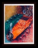 Attire Le Gai Venin (Une Saison En Enfer) 1977 Limited Edition Print by Roberto Sebastian Matta - 2