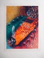 Attire Le Gai Venin (Une Saison En Enfer) 1977 Limited Edition Print by Roberto Sebastian Matta - 3