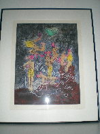 Tarot of Theleme's Soul 1994 Limited Edition Print by Roberto Sebastian Matta - 1