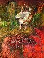 Damne Par L'arc-en-ciel (Plate 5) From the Saison En Enfer Portfolio 1977 Limited Edition Print - Roberto Sebastian Matta