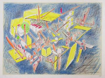Octravi 1974 Limited Edition Print by Roberto Sebastian Matta