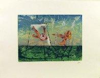 Transports Series, Archer 1976 Limited Edition Print by Roberto Sebastian Matta - 1