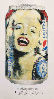 Pepsi Can Limited Edition Print - Sid Maurer
